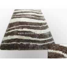 Popular Polyester Thick & Thin Yarn Carpets