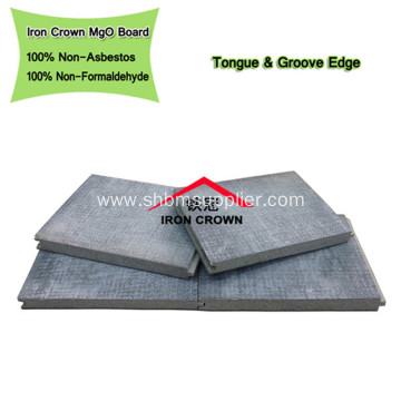 Non-asbestos Sound-insulation Thermal-insulation MgO Board