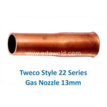 Good Quality for Gas Cutting Nozzle,Automatic Gas Injector Nozzle,Automatic Gas Filling Nozzle Supplier in China Tweco 22-50 Gas Nozzle supply to Mozambique Suppliers