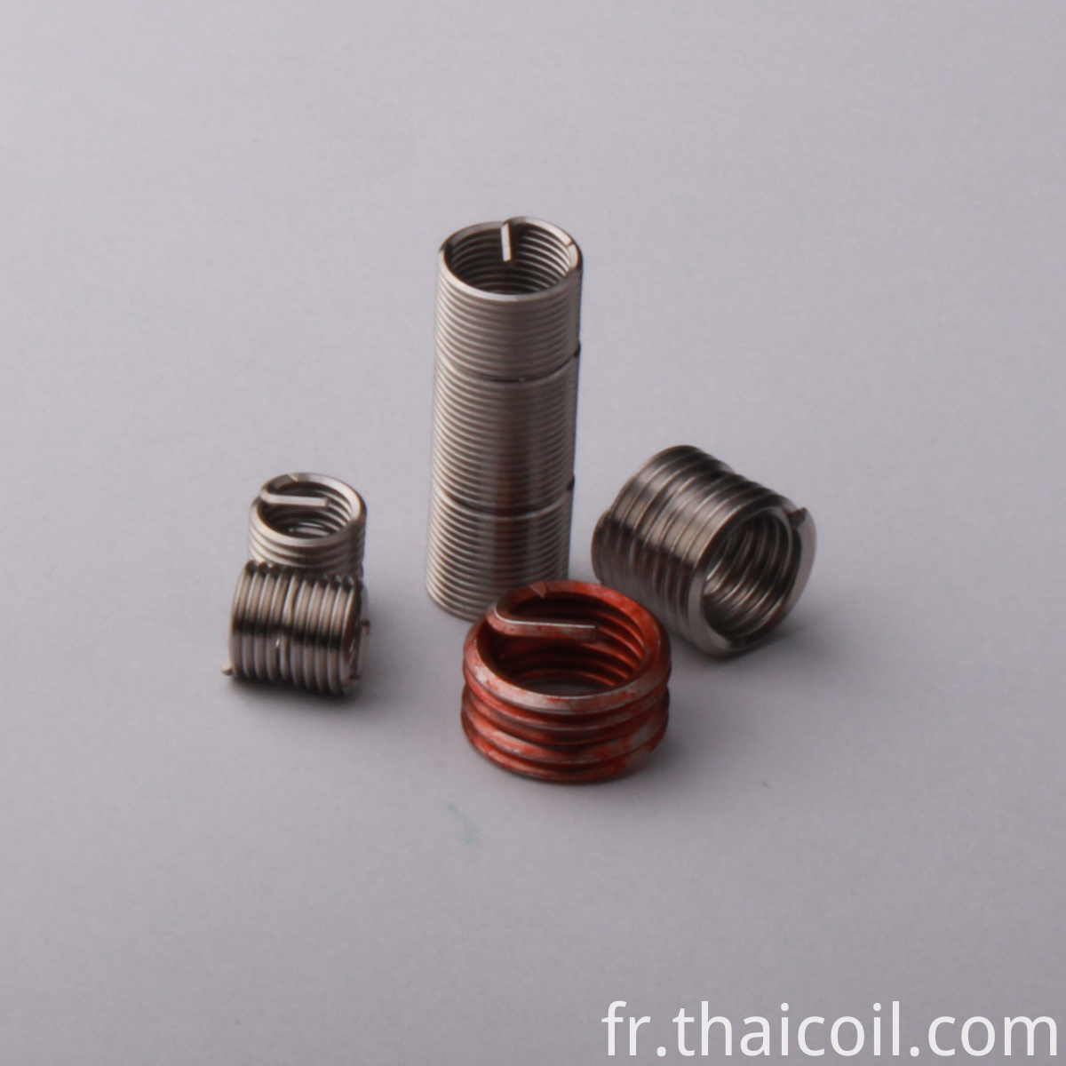 4-40 Thread Repair Inserts