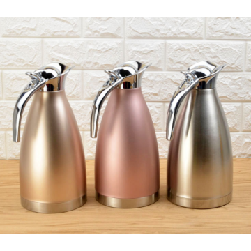 High Quality Stainless Steel Vacuum Kettle