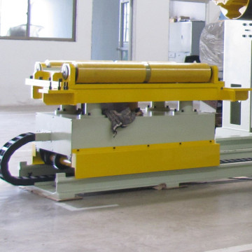 Coil Sheet Automatic Feeder with Straightener