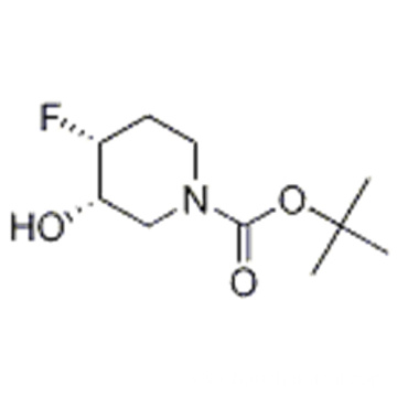 cis-tert-butyl 4-fluoro-3-hydroxypiperidine-1-carboxylate CAS 1174020-46-2