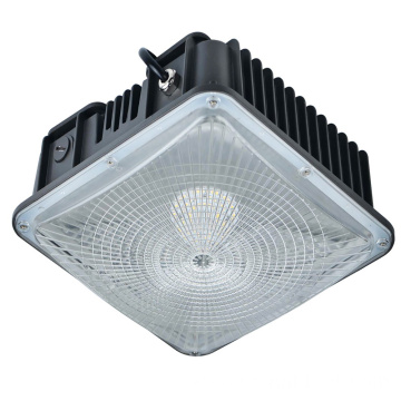 60W Outdoor Led Garage Canopy Light Fixtures