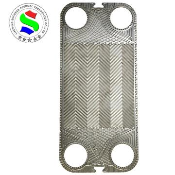 0.5mm ss316l titanium plate for heat exchanger S41A