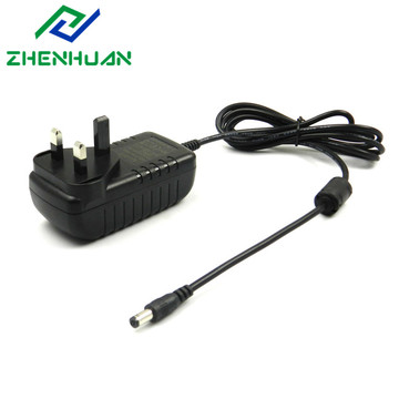 UK Blade 24V 1500mA 36W Output DC Adaptor