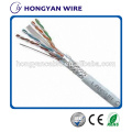 High Quality Cat6 Cable 23 Awg 8 Cores Utp Ftp SFTP Lan Cable