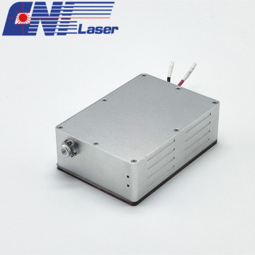 High Beam Quality High Repitition Rate Laser For Lidar and Ranging
