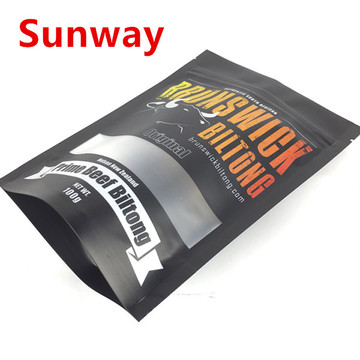 Custom  Food  Packaging Bag