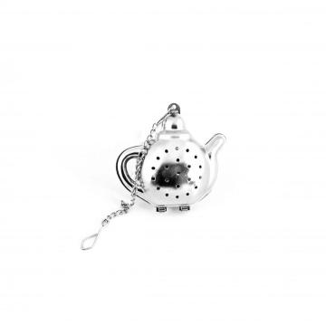 tea pot shape tea strainer