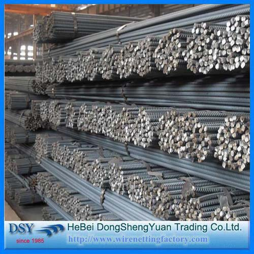 Corrugated Deformed Reinforced Steel Bar