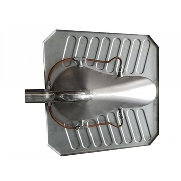 NEW style 304 Stainless Steel Squatting Toilet pan