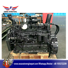 Rebuid Cummins 6BTA5.9 Diesel Engines For Excavator