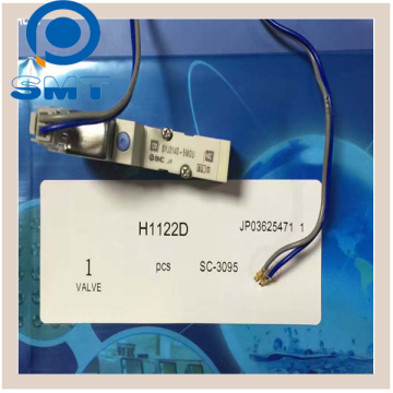 Special for Fuji Smt Placement Spare Parts FUJI NXT VAVLE SYJ3140-5MUOU H122D SENSOR S4029E export to Portugal Manufacturers