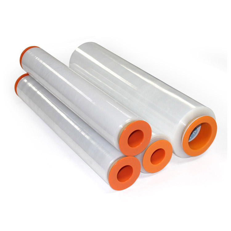 Super Clear Pe Stretch Film with core