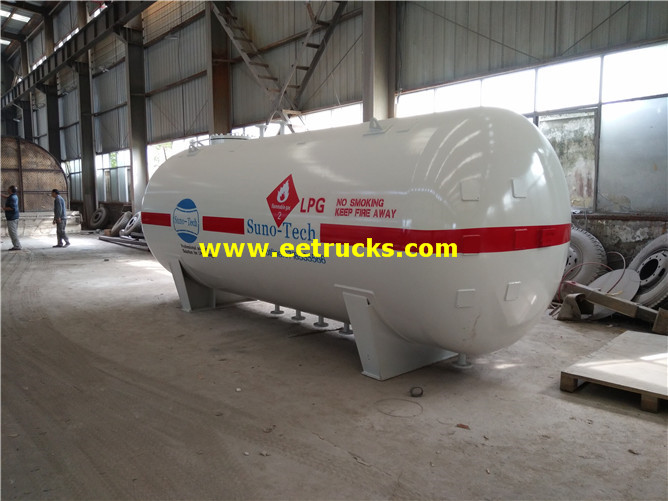Domestic Propane Gas Vessel
