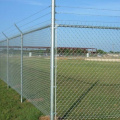 Diamond Mesh Decorative Chain Link Fence