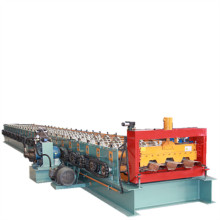 Color Floor Decking Roll Forming Machine