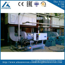 High efficiency AL-1600 SS 1600mm non-woven fabric making machine with low price