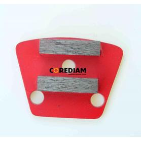 Diamond Grinding Head with High Quality