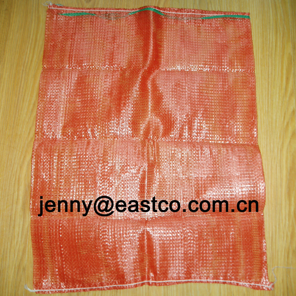 Tubular Leno Mesh Net Bag Sack