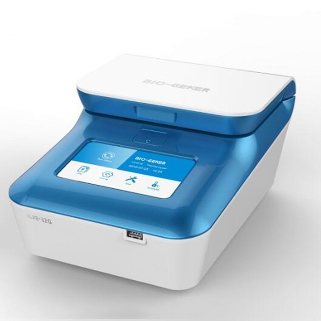gradient pcr thermocycler