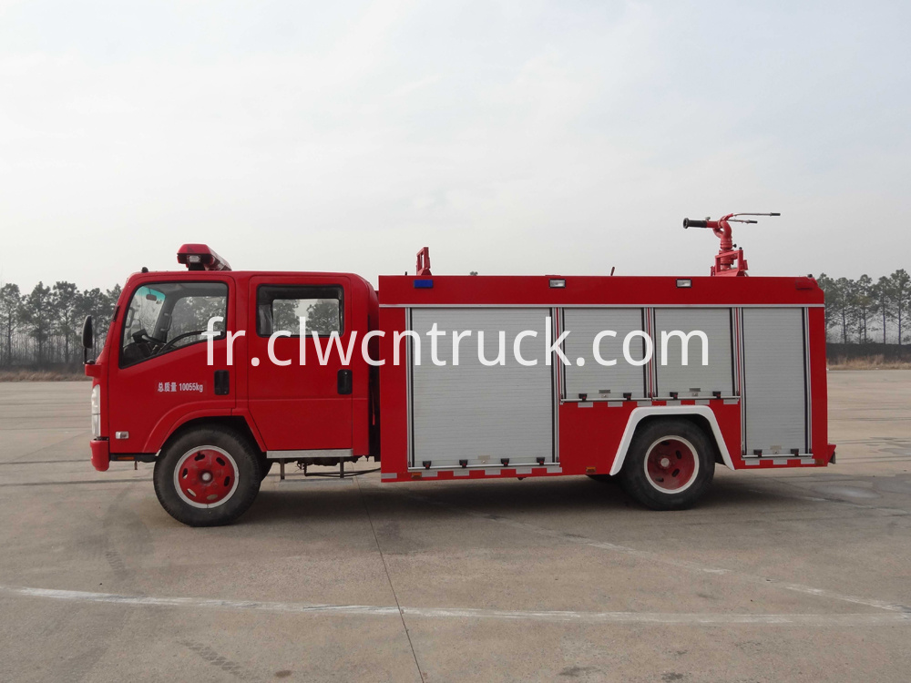 fire fighting vehicle 3