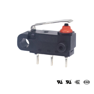 UL Waterproof Long Life Micro Switches