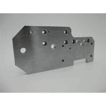 SS400 Machined Metal Parts for Assembly Components