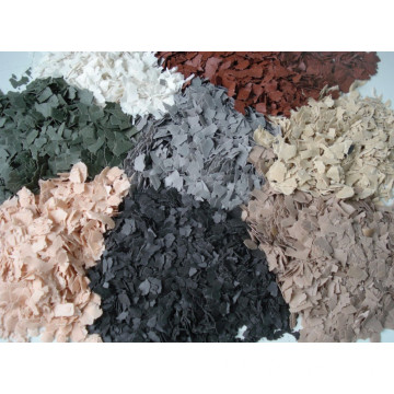 Thin Granite Flakes for Construction Coating