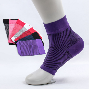 Sports Plantar Fasciitis Ankle Socks