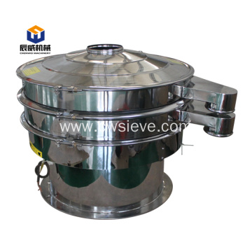 coarse salt sieve sifter gyratory vibrating screen