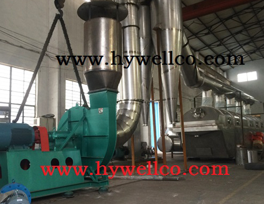 Fluid Drying Bed Machine for Malic Acid