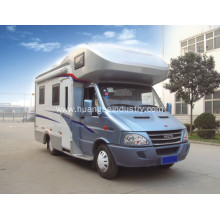 Hot Sale for Curtainside Box Truck Free Life Style Recreational Vehicle 6 Seats supply to Eritrea Suppliers