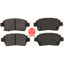 OEM manufacturer custom for Toyota Brake Shoes BRAKE PAD FOR TOYOTA CELICA export to Montenegro Exporter