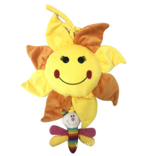 Sunflower Plush Toy With Musical