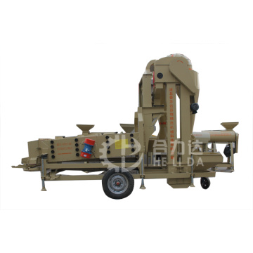Seed Cleaning Agricultural Machine