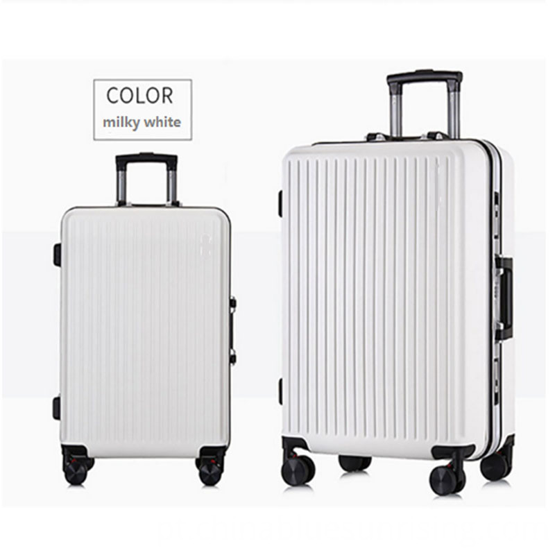 Customized abs+pc luggage