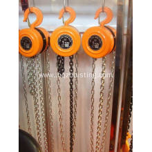 Factory Price for HSZ Chain Block HSZ round  chain hoist export to Netherlands Importers