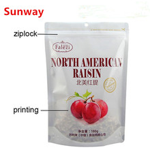 Discount Price Pet Film for Ziplock Packing Bags Small Plastic Ziplock Bags supply to South Korea Supplier