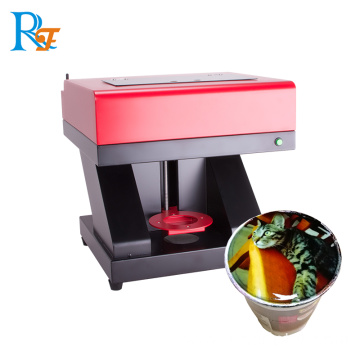 New fashionable ripples coffee printer for sale