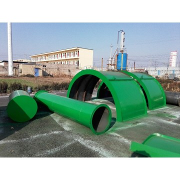 new technology tyre pyrolysis machine
