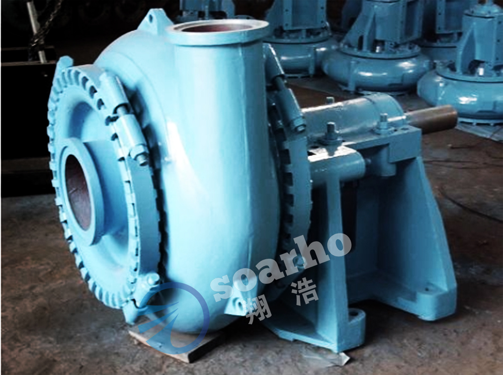 6/4D-G  Centrifugal Gravel Pump