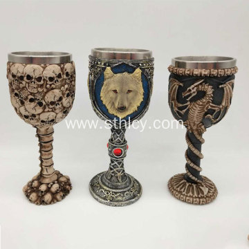 Stainless Steel Resin Cup