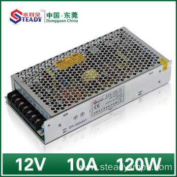 Customized for Network Controlled Power Supply Network Power Supply 12VDC 120W supply to India Suppliers