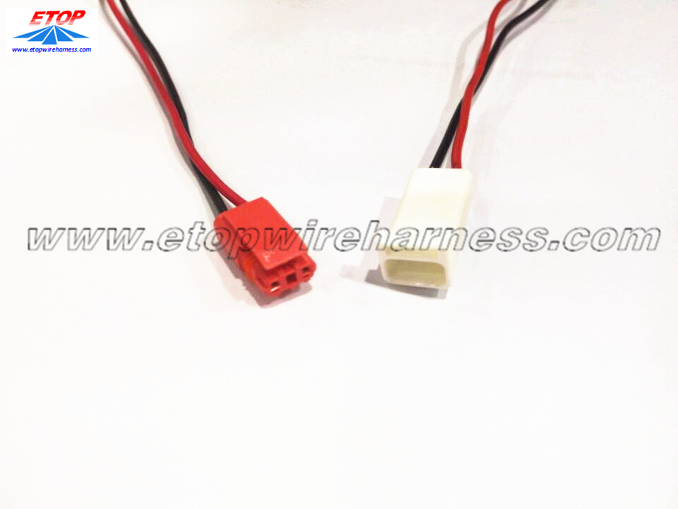 mini waterproof connetor from JST & molex & tyco