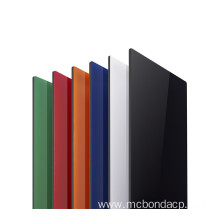 MCBOND advertising aluminum composite panel