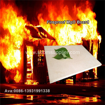 Fire-protection Reinforced Insulating 10mm MgO Board