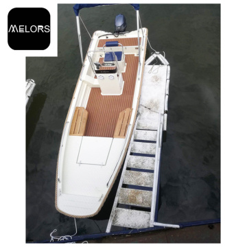 Light Brown + Black UV Resistant EVA Foam Marine Boat Flooring