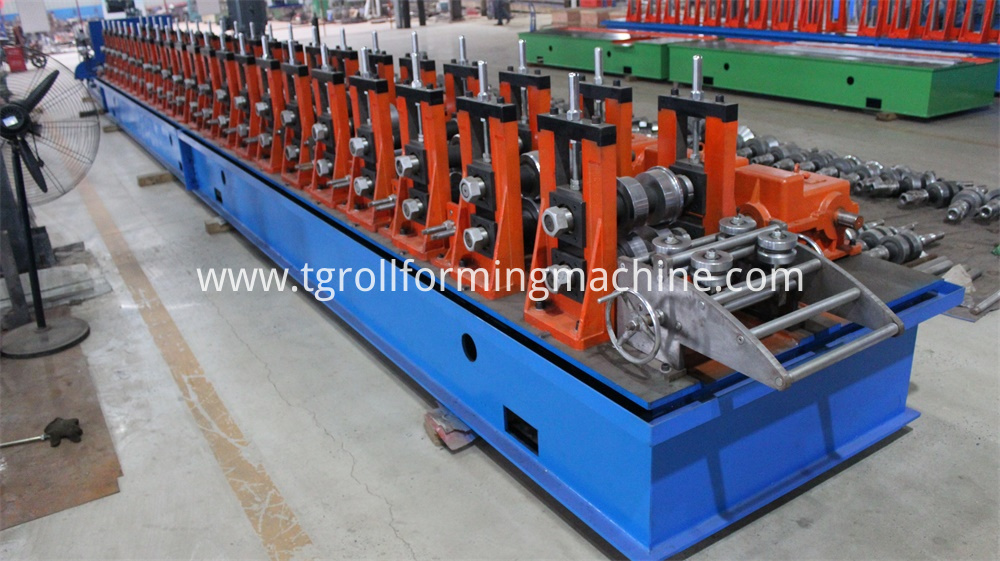 Solar PV Rack Forming Machine